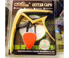 capo guitar alice