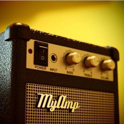 Mini - ampli Chính Hãng - loamini guitar acoustic