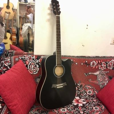 Đàn Guitar AC130 màu đen