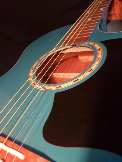 AC110- BLUE