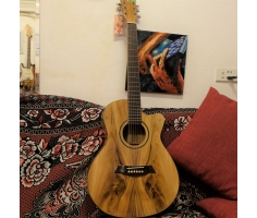 Đàn Guitar Sollee AC330