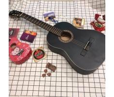 Đàn guitar classic VPP đen