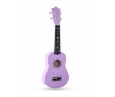 Đàn ukulele màu tím