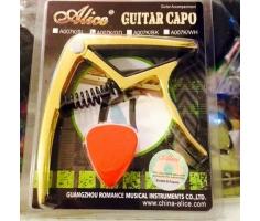capo guitar alice
