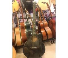 Đàn Guitar Acoustic - Màu Đen Bóng