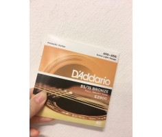 Dây Acoustic D'ADDARIO EZ900