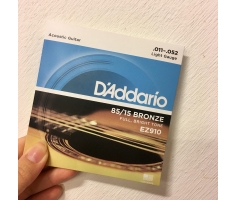 Dây Acoustic D'ADDARIO EZ910