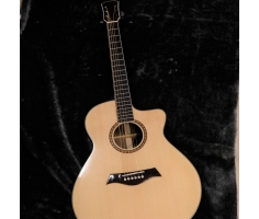 Đàn guitar acoustic gỗ cẩm