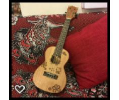 Đàn ukulele gỗ