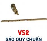 Sáo Ngang VS2 (Nguyên liệu Trúc)